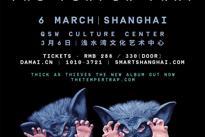 the-temper-trap-shanghai-live-poster